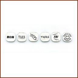 WEEK DAY THEME MAGNETS