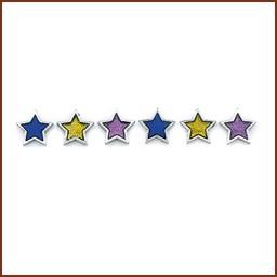 STAR THEME PUSH PINS