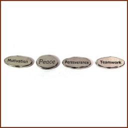 LISTING OF STOCK AFFIRMATION STONES