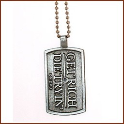 DOG TAG X-LARGE