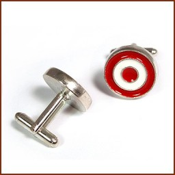 CUFF LINK WITH COLOR